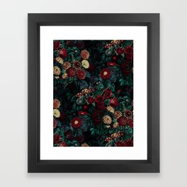 Night Garden XXXI Framed Art Print