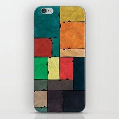 Frames of Life iPhone & iPod Skin