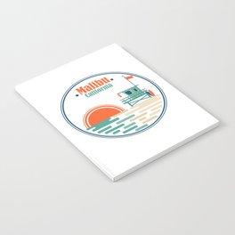 Malibu, California Notebook