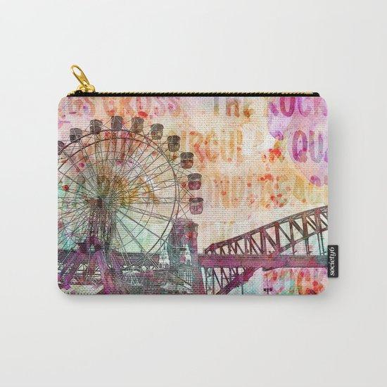 Sydney Luna Park Ferris Wheel Carry-All Pouch