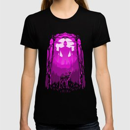 Beware and be prepared! - Pink T-shirt