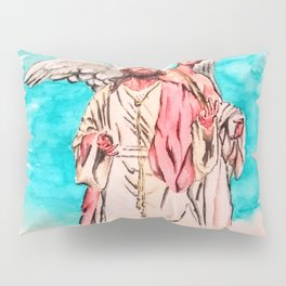 Death & Resurrection Pillow Sham