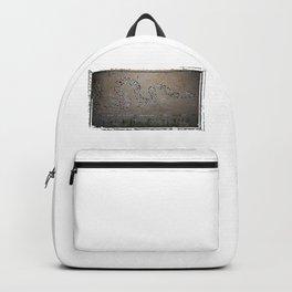 Join or Die Grunge Flag Backpack
