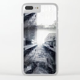 Snowfallen Ashes: Within These Years of Questionable Defeat Clear iPhone Case
