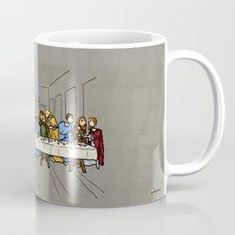 Cenaculum -Last Supper Coffee Mug