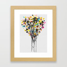 buttercups 1 Framed Art Print