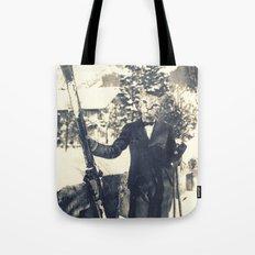 Mr. Catastic  Tote Bag