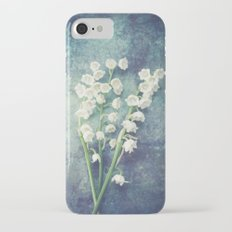 Lily Of The Valley II iPhone 7 Slim Case