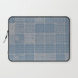 Industrial Container Stack Laptop Sleeve