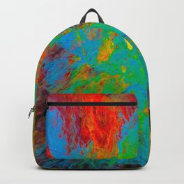 Number 011 - Ultraviolet Backpack