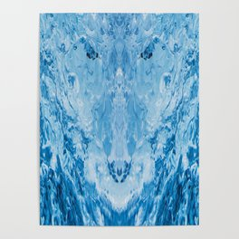 Glacial beast Poster