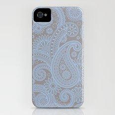 Paisley Mist iPhone (4, 4s) Slim Case