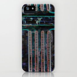 Metric Shelter iPhone Case