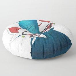 Fox Mask Floor Pillow