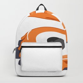 bottle eye cap Backpack