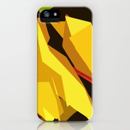 Flying Thoughts iPhone Case