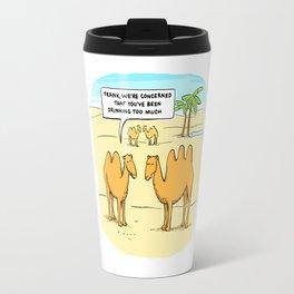 Drinking Problem Travel Mug