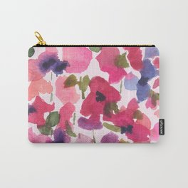 Monet's Rose Garden Carry-All Pouch