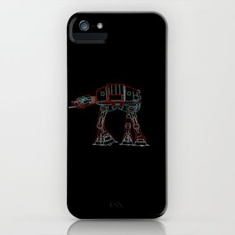 Incoming Hothstiles iPhone Case