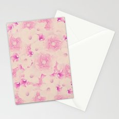 Blush Bouquet Stationery Cards
