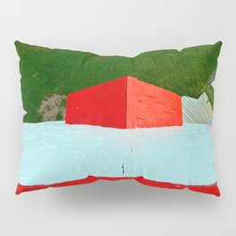 View from Lighthouse Window Pillow Sham