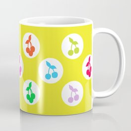 Yummy cherries Coffee Mug