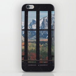 Yosemite Window iPhone Skin