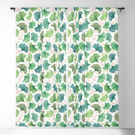 Ginkgo Blackout Curtain