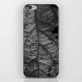 Leafy Death iPhone Skin