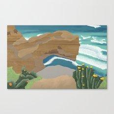 Edge of Oz #4 Canvas Print