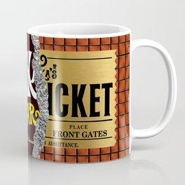 Willy Wonka Bar Coffee Mug