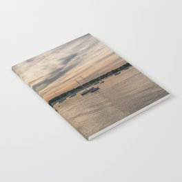 Hyannis sunset Notebook