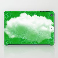 cloud iPad Cases featuring Cloud by Mr and Mrs Quirynen
