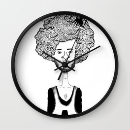 A.J. issue Wall Clock
