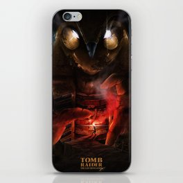 Tomb Raider The Last Revelation iPhone Skin