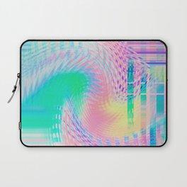 Distorted signal 03 Laptop Sleeve
