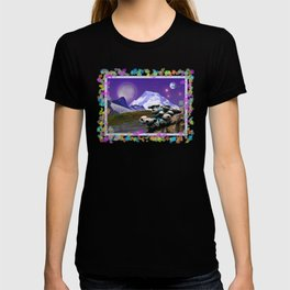 KOMA KULSHAN IN OUTER SPACE T-shirt