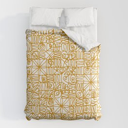 Be square. Be proud. Comforters