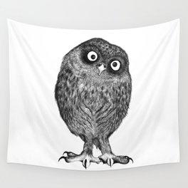 Owl Nr.4 Wall Tapestry