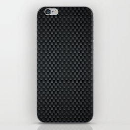 Carbon-fiber-reinforced polymer iPhone Skin