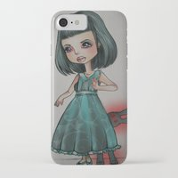 doll iPhone & iPod Cases featuring Doll by SilviaBoh