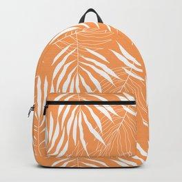 Ash Tree Leave Scandinavian Pattern Backpack