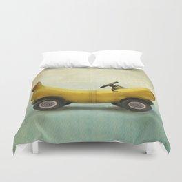 Banana Buggy Duvet Cover