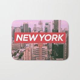 New York City (Vintage Collection) Bath Mat