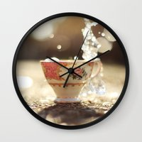 china Wall Clocks featuring China by simplyemw