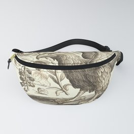Griffin 1607 Nature Illustration Fanny Pack