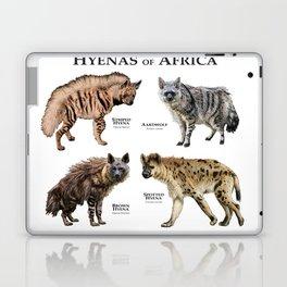 Hyenas of Africa Laptop & iPad Skin
