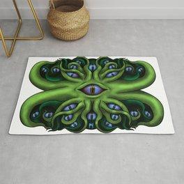Lovecraftian Pattern Rug