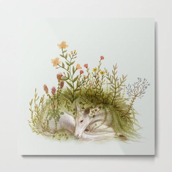 A Gentle Life Metal Print