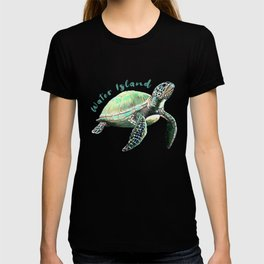 Water Island Turtle T-shirt